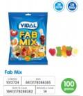 Vidal Fab Mix 14UDS de 10GR