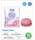 Vidal Sweet Cakes 14UDS de 90GR