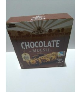 Barrita Chocolate Muesli