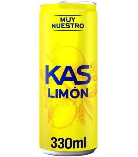 Kas limón 330ML 1 Caja de  24 UDS