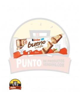 KINDER BUENO BLANCO 30UNDS