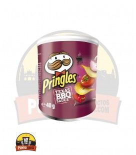 Pringles Texas BBQ 40G 12UNDS