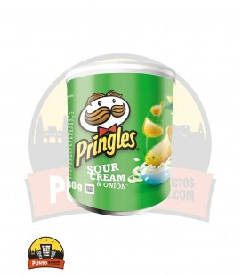 Pringles Sour Cream & Onion 40G 12UNDS