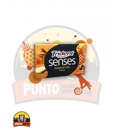 Trident Sense Tropical Mix 12UNDS