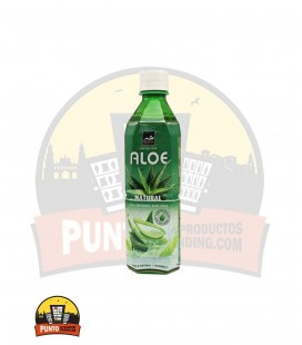 ALOE VERA NATURAL 500ML 20UNDS