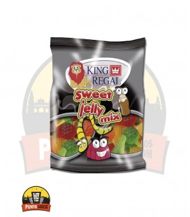 SWEET JELLY MIX BOLSA 100G 14UNDS