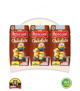 CHOCOLATE SLIM PASCUAL 200ML 18UNDS