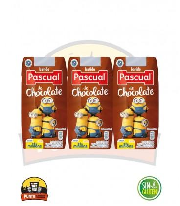 CHOCOLATE SLIM PASCUAL 200ML 18UNDS