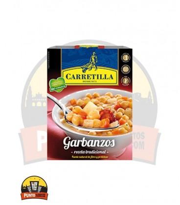 Garbanzos Receta Tradicional 300G 8UNDS