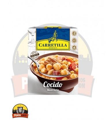 Cocido Madrileño Receta Tradicional 350G 8UNDS
