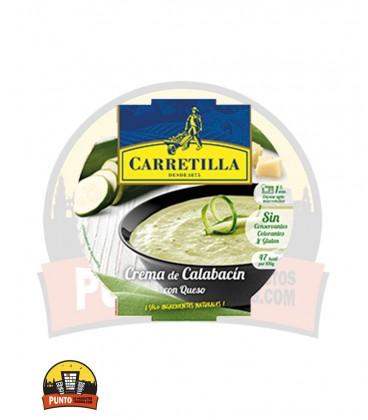 Crema Campestre de Calabacín con Queso Parmesano 300G 5UNDS