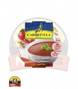 Crema de Tomate con Queso y Albahaca 280G 5UNDS