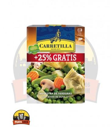 Menestra de Verduras con Aceite de Oliva 300G 10UNDS