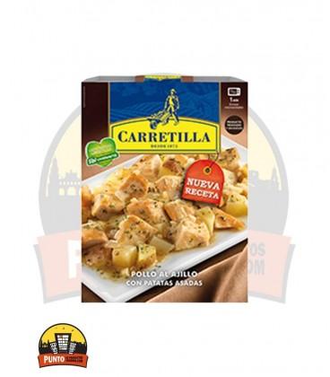 Pollo al Ajillo con Patatas Asadas 250G 10UNDS
