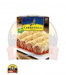 Canelones de Carne 375G 10UNDS