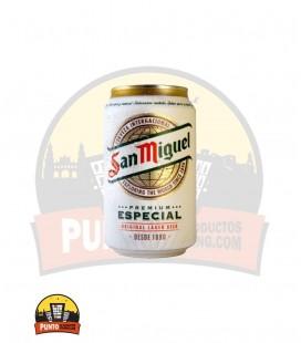 Cerveza San Miguel 330ML 1UND