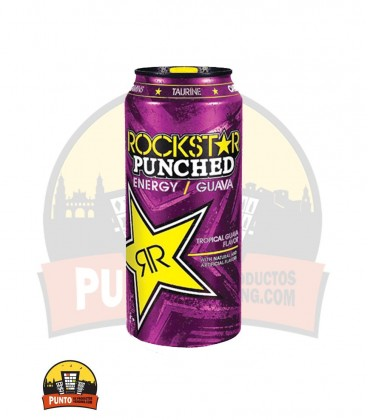 Rockstar Punched 500ML 12UNDS