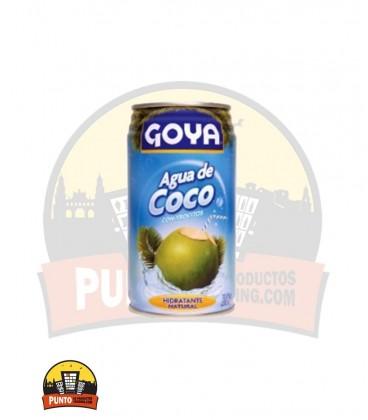 AGUA DE COCO GOYA 330ML 24UNDS
