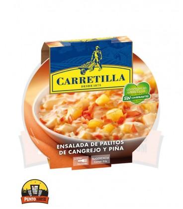 Ensalada de Pasta con Jamón 180gr 8U.