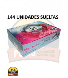 Preservativos IN LOVE Mix 144 UNDS