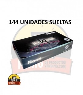 Preservativos IN LOVE Neón 144 UNDS