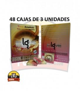 Preservativos IN LOVE Aromas 48x3x144 UNDS
