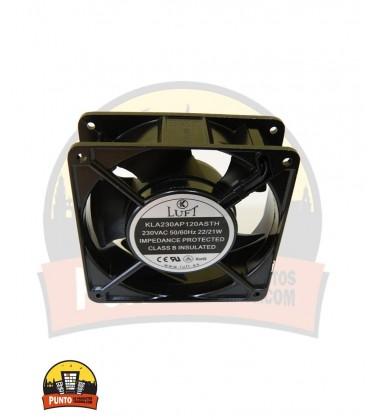 Ventilador Axial Compacto 120x120x38mm 230V