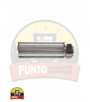 Ventilador Tangencial 230V 45W 300mm Derecho