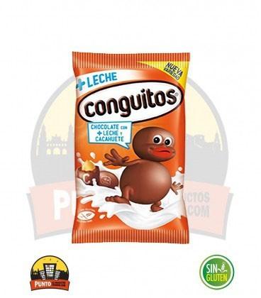 CONGUITOS LECHE 20G 24UNDS