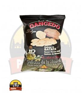 Delicias de batata 70G 10UNDS
