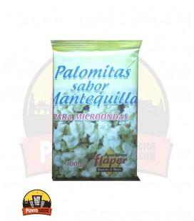 PALOMITAS MANTEQUILLA 100 GR  15UNDS