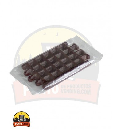 GOFRE CHOCOLATE PRIME 100G 20UNDS
