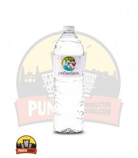 Agua Peñaclara 1,5L  12 UDS ( 1 Caja )