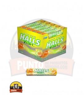 Halls Vita C Cítricos 33GR 20UNDS