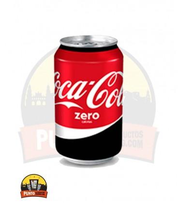 Coca Cola Zero 330ML 24UNDS