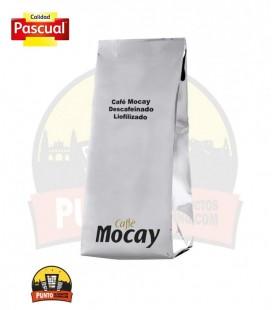 Mocay Café Descafeinado Liofilizado 250g