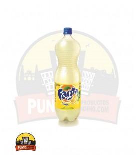 Fanta limón 500ML 24UNDS