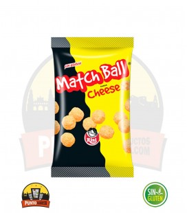 Matchball Cheese  30GR 20 UNDS
