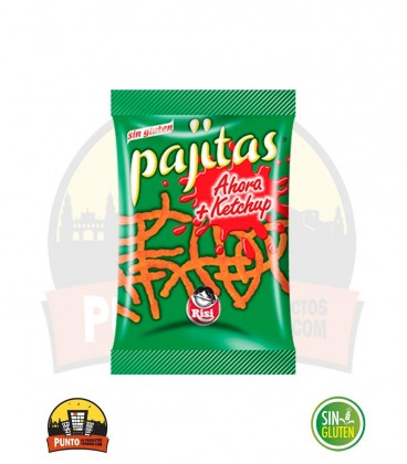 Pajitas Ketchup 20GR 40UNDS