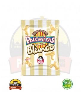 Palomitas bombón Blanco  30 UDS De 30GR