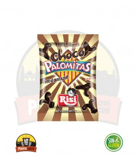 Palomitas chocolate 30 UDS  De 30GR