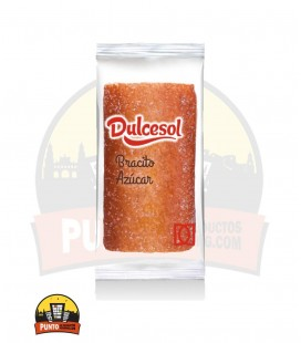 Bracitos azúcar DULCESOL 65GR 30UNDS