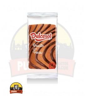Bracitos fresa DULCESOL 70GR 27UNDS