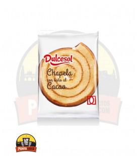 Chapelas bañadas cacao DULCESOL 45GR 41UNDS