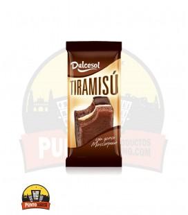 Tiramisú DULCESOL 74GR 36UNDS