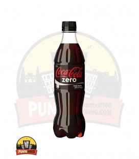Coca Cola Zero Botella 500ML 24UNDS