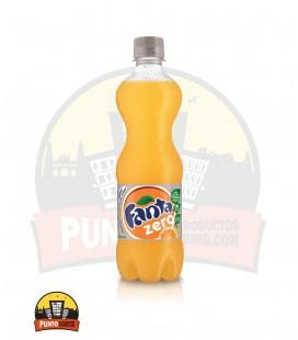 Fanta Zero naranja 500ML 24UNDS