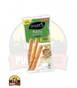 Palitos de cereales con pipas 62GR 10UNDS (Tarificado)