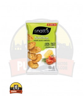 Natuchips Tomate, Queso y Orégano 65GR 12UNDS
