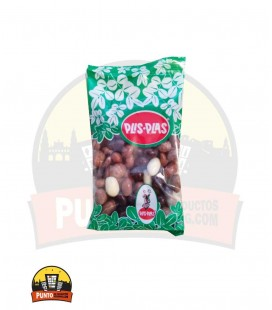 Cacahuete con chocolate 90G 12UNDS